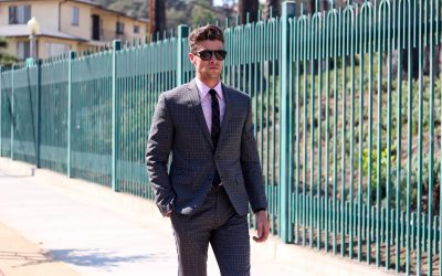 Fashion 101: Does Your Suit Jacket Fit?