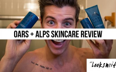 Oars + Alps Skincare Review