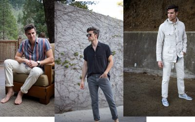 3 Spring/Summer Looks with Tommy Bahama