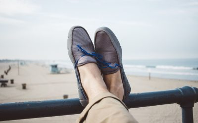 The Perfect Hybrid Summer-Fall Shoe