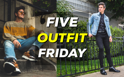 #FiveOutfitFriday: 3.22.19