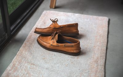 A NEW Way to Style Sperry Topsiders